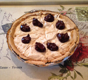 Sugar Free Chocolate Peanut Butter Pie